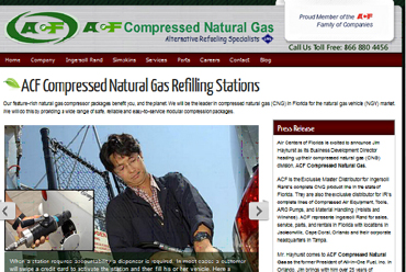 ACF CNG Fleet Fueling Specialists